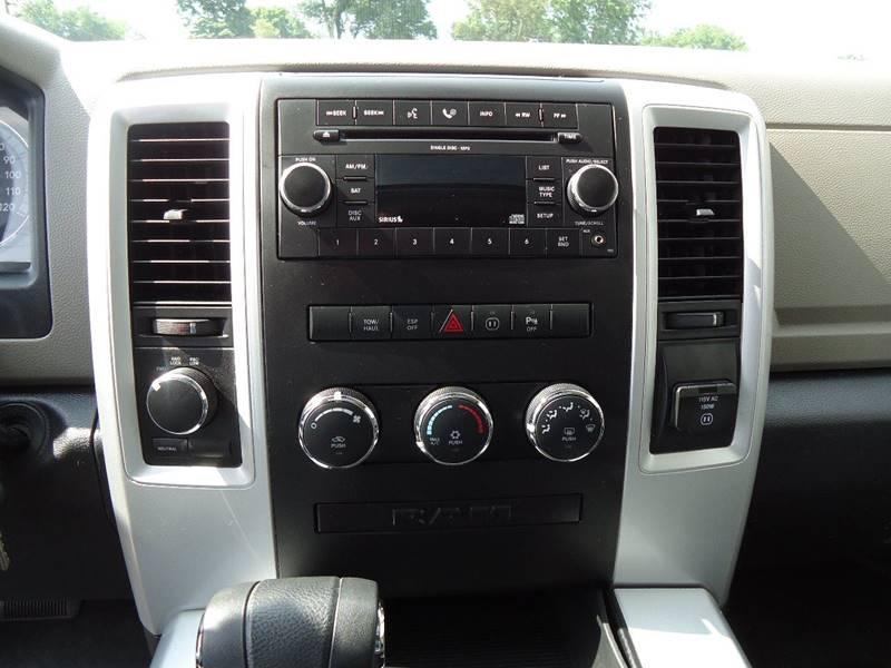 2009 Dodge Ram Pickup 1500 4x4 TRX4 Off Road 4dr Quad Cab 6.3 ft. SB - Platteville WI