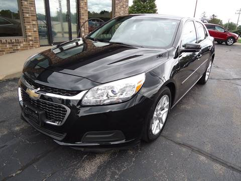 2015 Chevrolet Malibu for sale in Platteville, WI