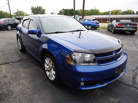2013 Dodge Avenger for sale in Platteville, WI
