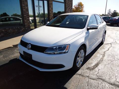 2014 Volkswagen Jetta for sale in Platteville, WI