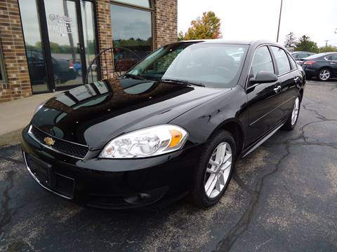 2014 Chevrolet Impala Limited for sale in Platteville, WI