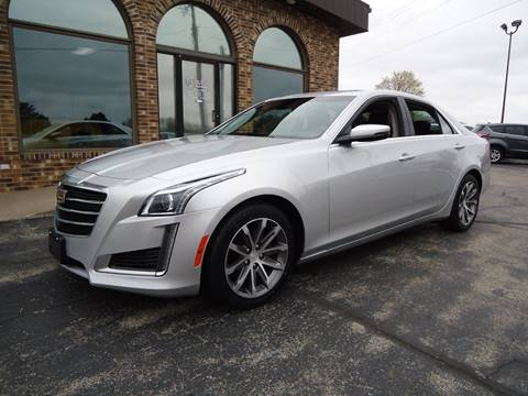 2016 Cadillac CTS for sale in Platteville, WI