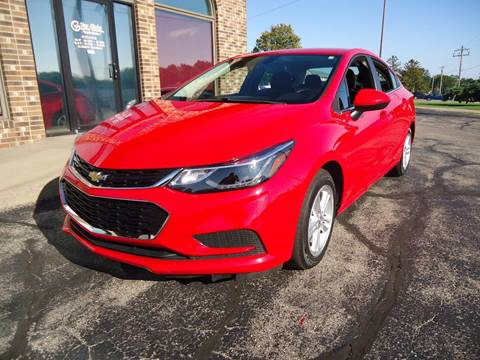 2017 Chevrolet Cruze for sale in Platteville, WI