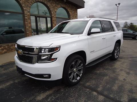 2016 Chevrolet Tahoe for sale in Platteville, WI