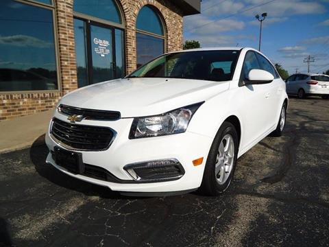 2016 Chevrolet Cruze Limited for sale in Platteville, WI