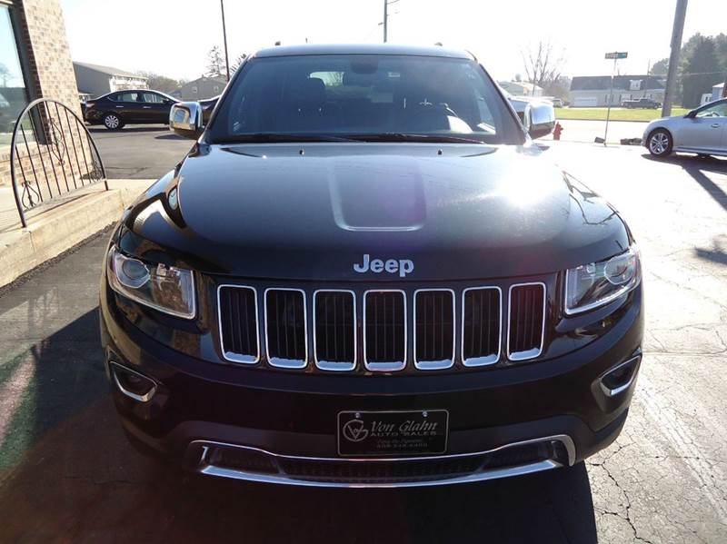 2014 Jeep Grand Cherokee Limited 4x4 4dr SUV - Platteville WI
