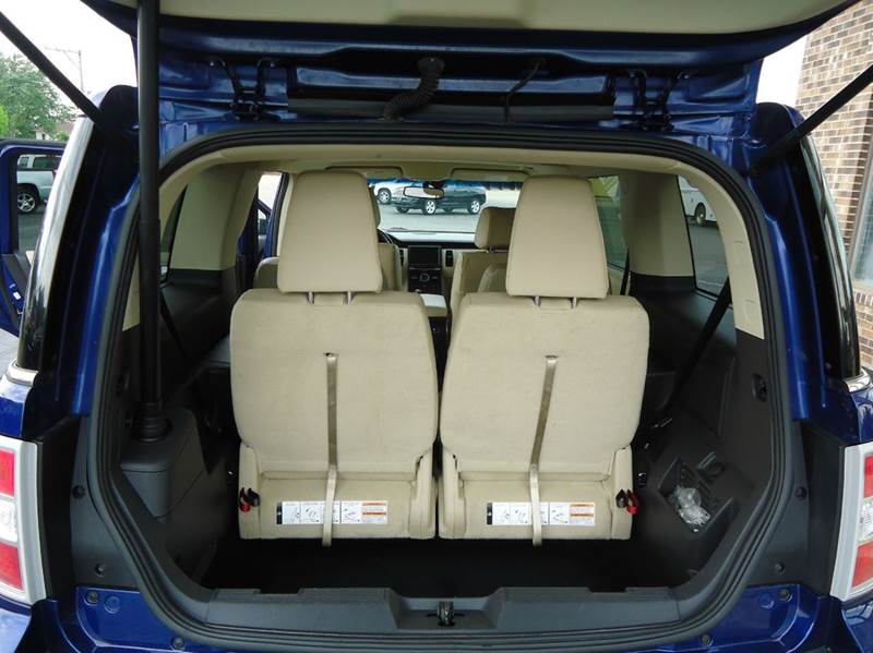 2013 Ford Flex AWD Limited 4dr Crossover - Platteville WI