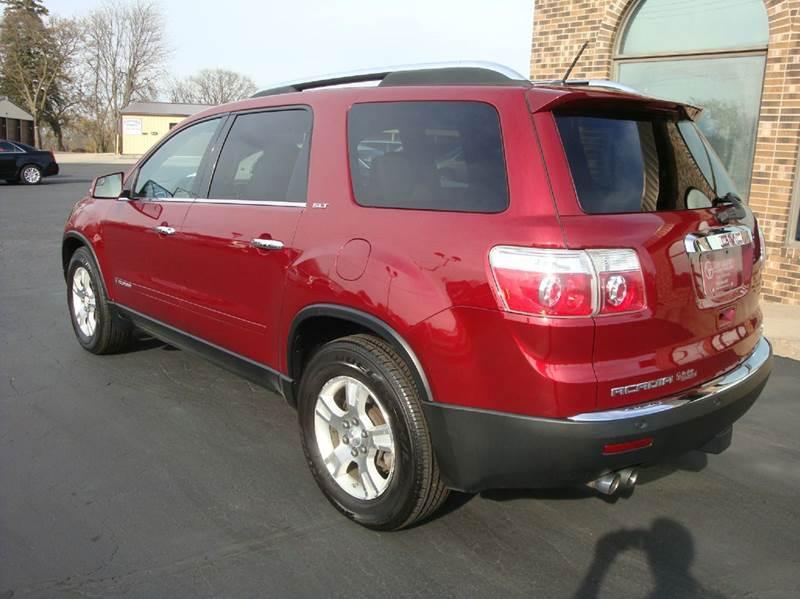 2008 GMC Acadia AWD SLT-1 4dr SUV - Platteville WI