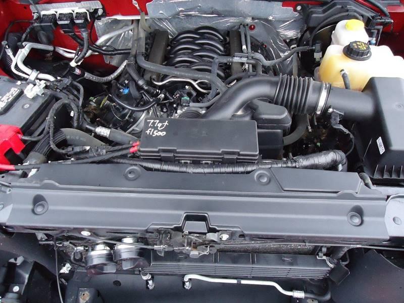 2014 Ford F-150 4x4 XLT 4dr SuperCab Styleside 6.5 ft. SB - Platteville WI