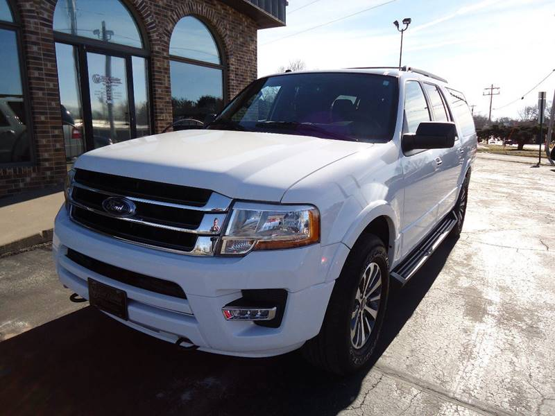 2016 Ford Expedition EL 4x4 XLT 4dr SUV - Platteville WI