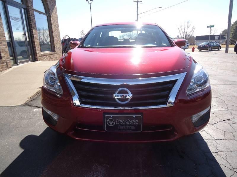 2014 Nissan Altima 2.5 S 4dr Sedan - Platteville WI