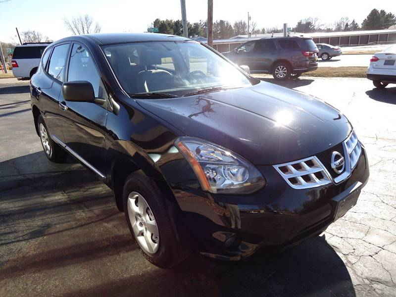2014 Nissan Rogue Select AWD S 4dr Crossover - Platteville WI