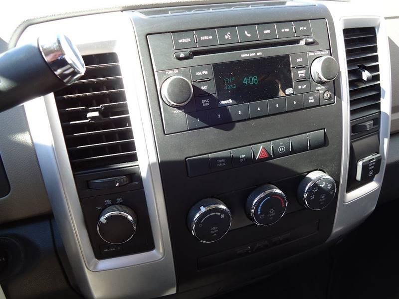 2010 Dodge Ram Pickup 1500 4x4 SLT 4dr Quad Cab 6.3 ft. SB Pickup - Platteville WI
