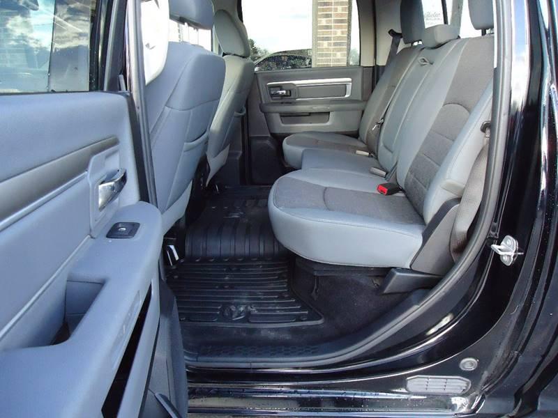 2014 RAM Ram Pickup 1500 4x4 Big Horn 4dr Crew Cab 5.5 ft. SB Pickup - Platteville WI