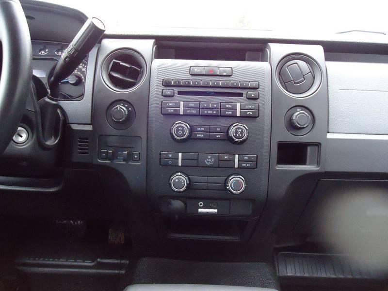 2014 Ford F-150 4x4 STX 4dr SuperCab Styleside 6.5 ft. SB - Platteville WI