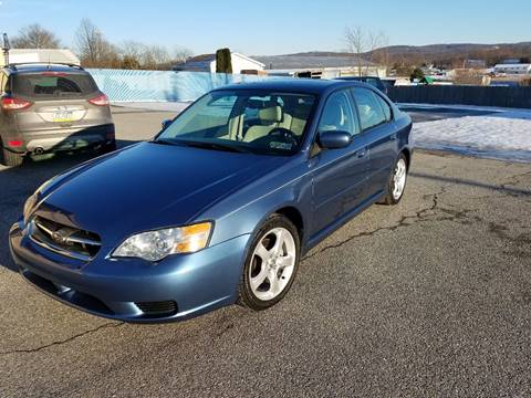 2007 subaru legacy for sale in pennsylvania. Black Bedroom Furniture Sets. Home Design Ideas
