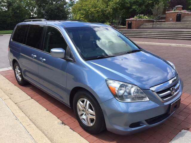2005 Honda Odyssey EX-L Mini-Van 4dr w/DVD and Navi - Carmel IN