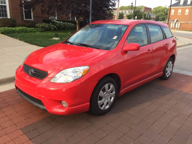 2007 Toyota Matrix XR 4dr Wagon (1.8L I4 4A) - Carmel IN