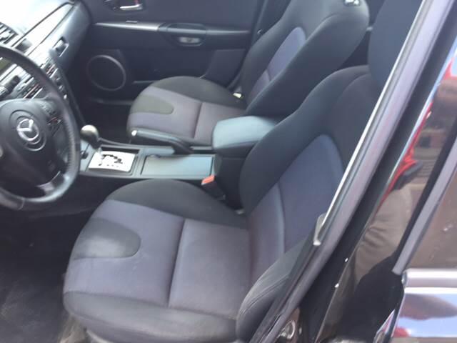 2007 Mazda MAZDA3 s Sport 4dr Sedan (2.3L I4 5A) - Carmel IN