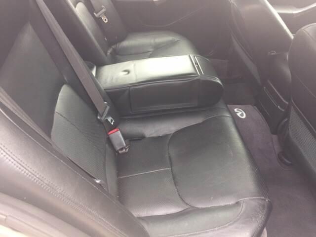2004 Infiniti G35 Rwd 4dr Sedan w/Leather - Carmel IN
