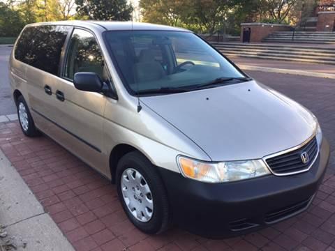 2001 Honda Odyssey for sale in Carmel, IN
