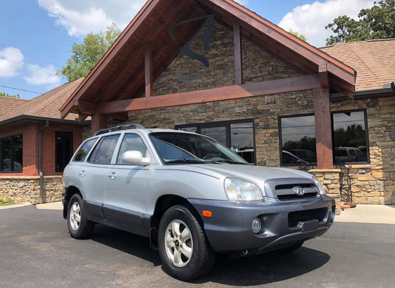 2005 Hyundai Santa Fe For Sale At Auto Solutions In Maryville TN