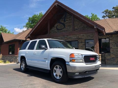 2005 GMC Yukon for sale in Maryville, TN