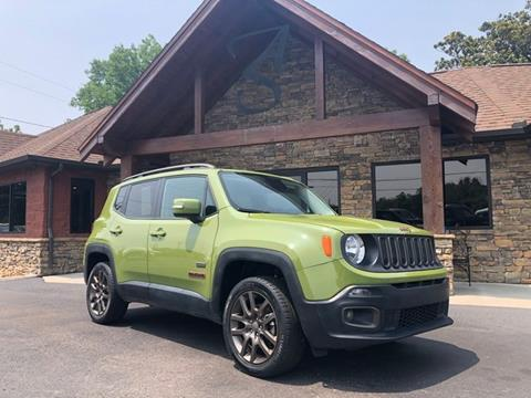 2016 Jeep Renegade for sale in Maryville, TN