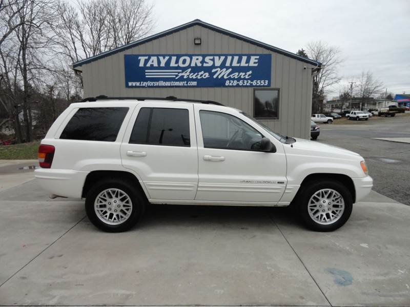 2003 jeep grand cherokee limited 4dr suv in taylorsville nc