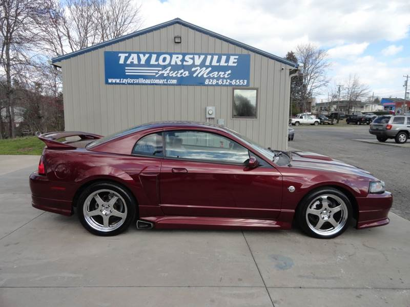 Mustang 2004 Gt >> 2004 Ford Mustang Gt Deluxe 2dr Fastback In Taylorsville Nc