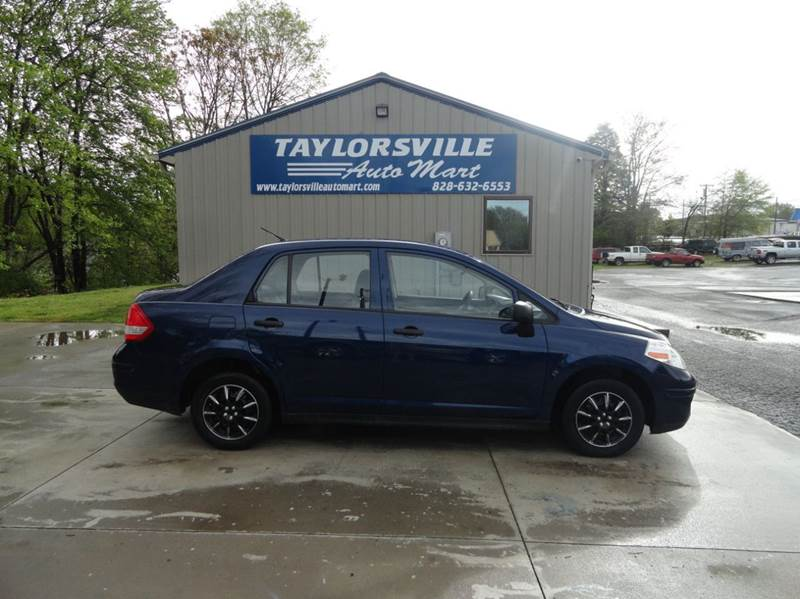 2011 Nissan Versa 1.6 Base 4dr Sedan   Taylorsville NC