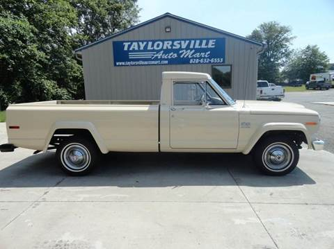 1984 Jeep J-10 Pickup for sale in Taylorsville, NC