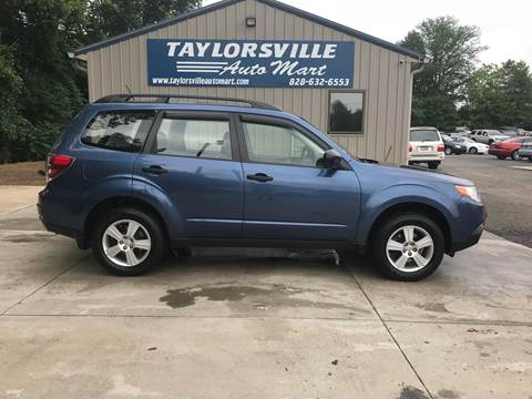 2012 Subaru Forester for sale in Taylorsville, NC