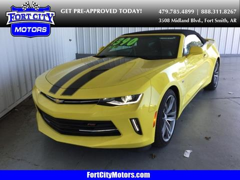 2017 Chevrolet Camaro for sale in Fort Smith, AR