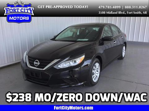 2016 Nissan Altima for sale in Fort Smith, AR