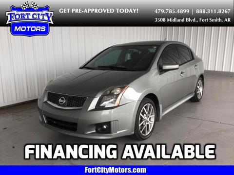 2007 Nissan Sentra for sale in Fort Smith, AR