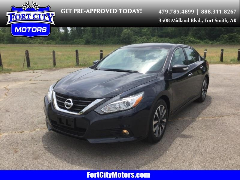 Lovely 2017 Nissan Altima For Sale At Fort City Motors In Fort Smith AR