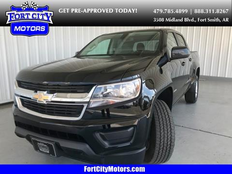 2018 Chevrolet Colorado For Sale In Fort Smith, AR