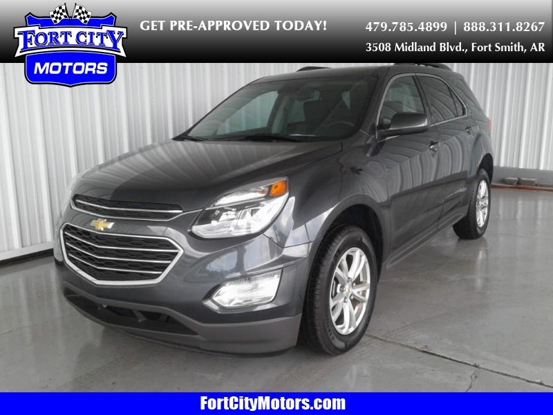 2017 Chevrolet Equinox For Sale At Fort City Motors In Fort Smith AR