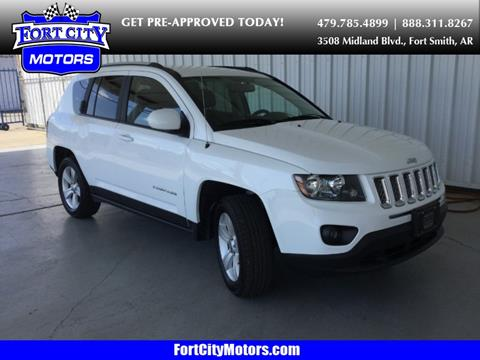 2017 Jeep Compass for sale in Fort Smith, AR