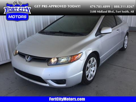 2006 Honda Civic for sale in Fort Smith, AR