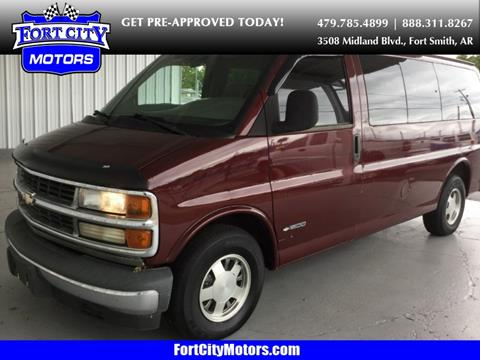 2000 Chevrolet Express Cargo for sale in Fort Smith, AR