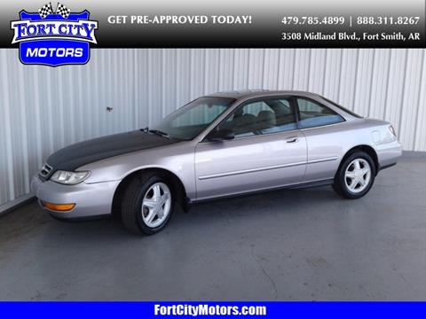 1997 Acura CL for sale in Fort Smith, AR