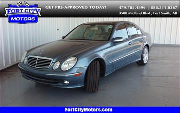 2006 Mercedes-Benz E-Class for sale in Fort Smith, AR