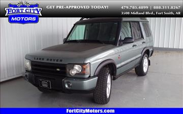 2004 Land Rover Discovery for sale in Fort Smith, AR