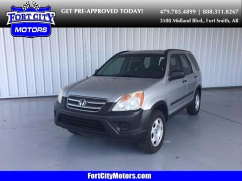 2005 Honda CR-V for sale in Fort Smith, AR