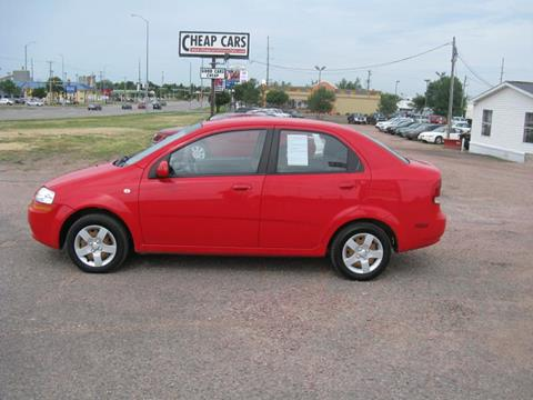 2005 Chevrolet Aveo for sale in Sioux Falls, SD