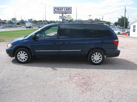 2001 Chrysler Town and Country for sale in Sioux Falls, SD