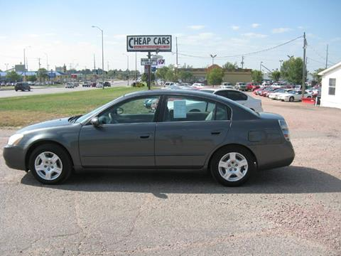 2004 Nissan Altima for sale in Sioux Falls, SD