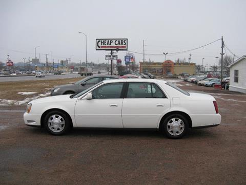 Cadillac deville for sale in south dakota for Harr motors used cars